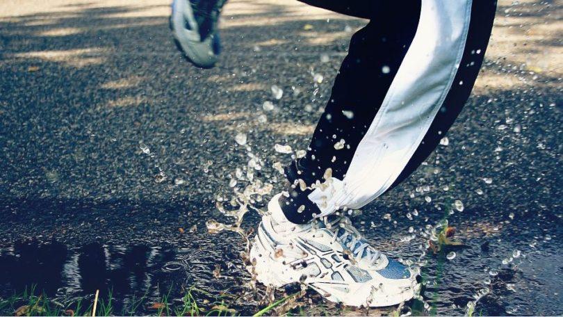 indelen van 5 km run
